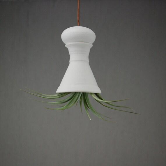 Mini Hanging Air Planter - Handmade Ceramics
