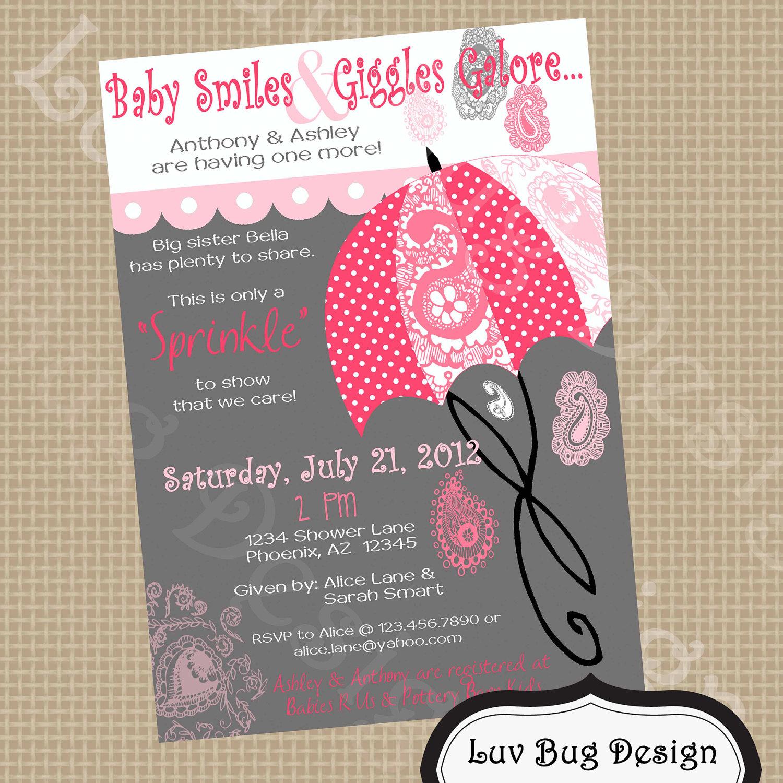 Baby Shower E Invite for beautiful invitations design