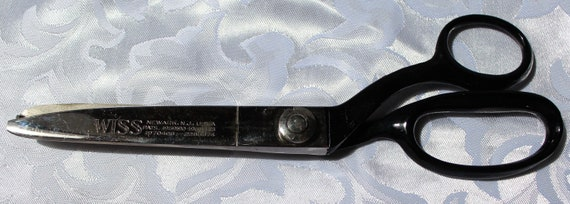 Vintage Wiss Scissors Pinking Shears