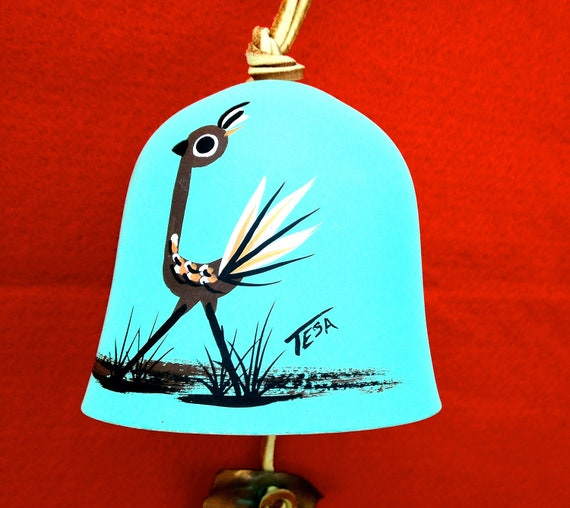 Ceramic Bird Wind Chime