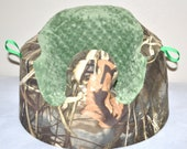 Max 4 Camouflage Baby Seat Cover