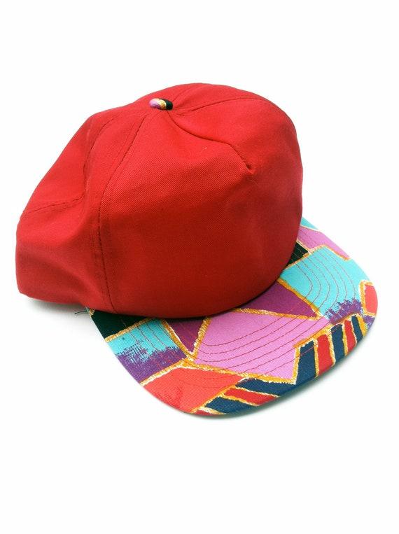 Dope Aztec Bill Snapback Cap - Adjustable