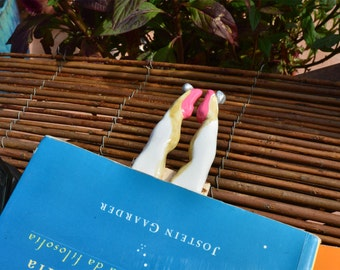 Long Legs Ballerine BookMark- Legs in Your Book