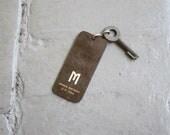 Old Key - Vintage Hotel Keys - The Meridian Trois Ilets Martinique BP 894 FWI