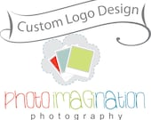 Business Branding Logo - Custom Logo Design - business logo and watermark - OOAK photography logo
