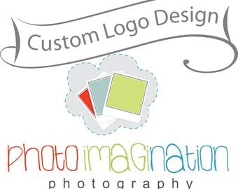 Business Branding Logo - Custom Logo Design - business logo and watermark - OOAK photography logo