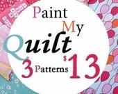 Girls Skirt Patterns PDF , Pillow Case Dress Patterns , Pinafore Patterns, Toddler Girl PDF Patterns  , Choose any 3 patterns