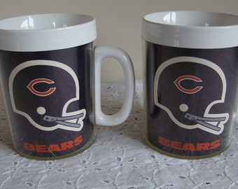 Chicago Bears Cups