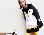 Penguin girls dress