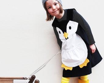 Penguin girls dress
