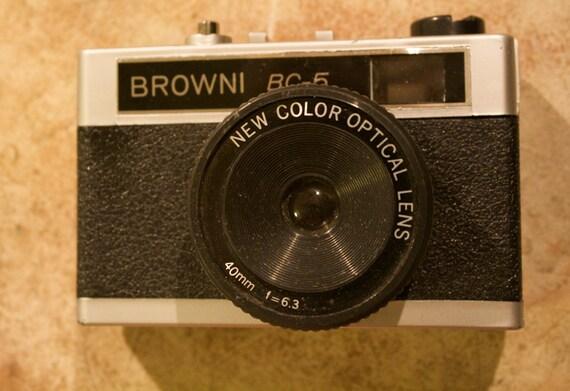 point and shoot browni bc-5 camera