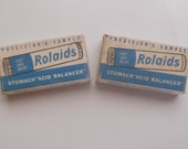 Vintage Boxes of Physician Samples of Rolaids