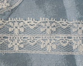 Lace Trim 1.5 inches wide 6 yards