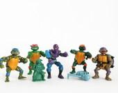Teenage Mutant Ninja Turtle Action Figures TMNT