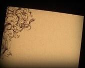 Serpentine - Writing Paper (Set of 10)