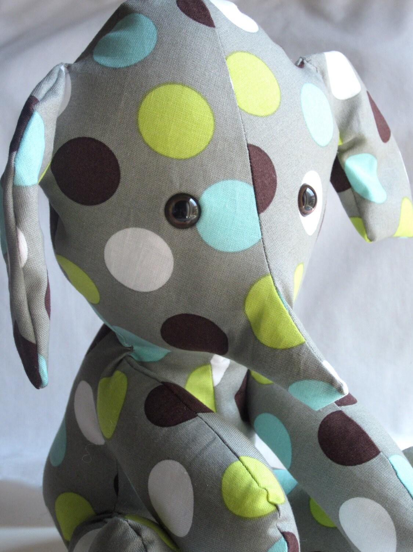 Elephant Stuffed Toy : Unavailable listing on etsy