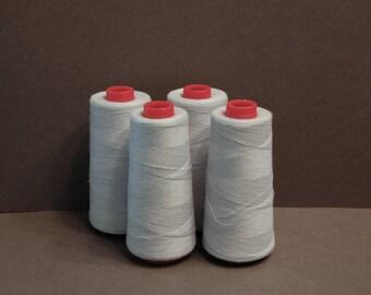 Pale Blue Thread