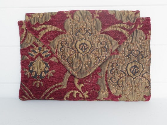 Handmade Victorian Bag Clutch Clutches