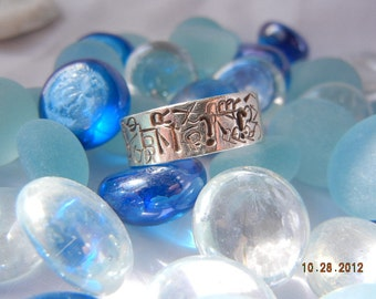 Make Your Statement Ring, TLW,LISTEN, You Choose Your Words, This one is...LISTEN.
