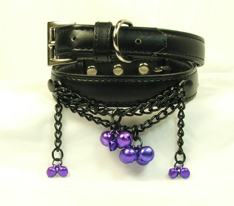 Bdsm tube collar and cuff