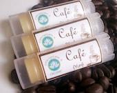 Lip Balm Coffee Organic Lip Balm Mocha