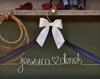 Bridesmaid gifts, Bridesmaid Gift Sets, Bridal Party Gift, Gift for Bridesmaids- Bridal Hangers, Personalized Hanger, Custom Hanger, Bridal