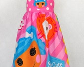 Custom Lalaloopsy Mittens Ruffle Dress Sizes 6-8