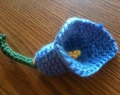 Pattern for Calla Lilies