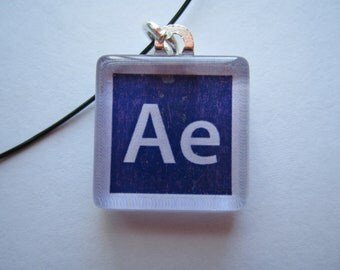 After Effects - Glass Tile Necklace - Adobe Design CS6