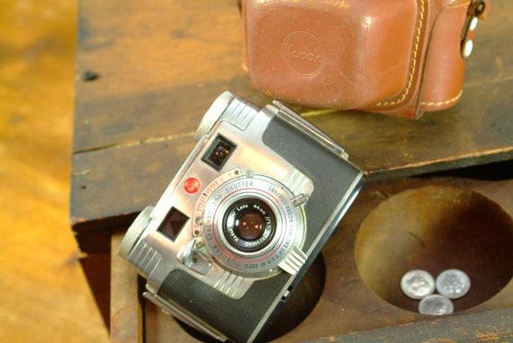 Vintage Kodak Signet 35 Rangefinder 35mm Film Camera