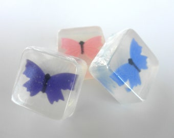 Butterfly Soap Favors