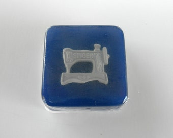 Singer Sewing Machine Soap Favors