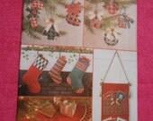 Vogue craft 9083, Christmas, holiday decorations, treeskirt