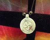 Celtic Knott Horse necklace