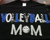 Personalized Sport Volleyball Baseball Football Basketball Soccer Shirt