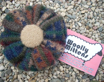 SALE!! Felted Wool Sweater Pin