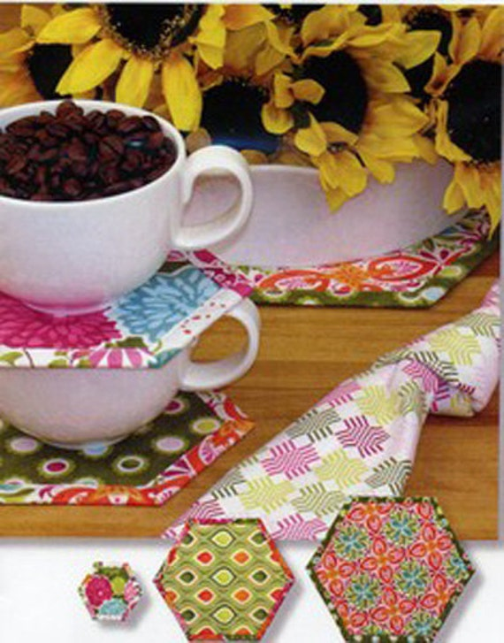 Hot Pads and Trivets Pattern Amazingly Simple Coasters