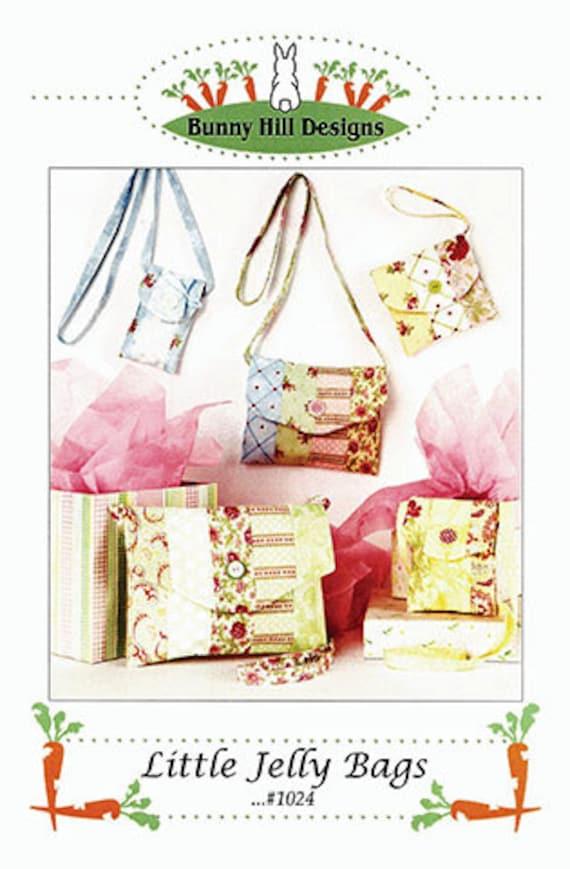Pattern Handbags Little Jelly Bags Bunny Hill Designs Gadget Bag