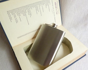 Hollow Book Safe - Flask Safe - Standard Handbook for Secretaries