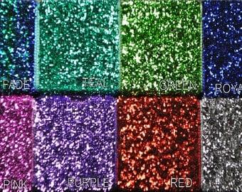 "1"" Metallic Glitter Ribbon 20 Yards"