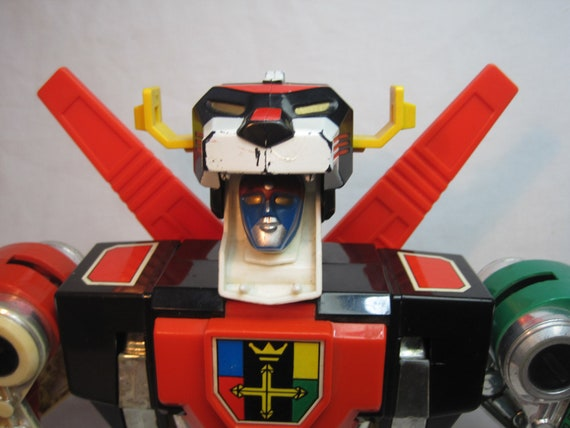 Voltron Force Blue Lion