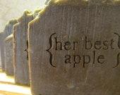 """Homemade Soap - """"Huckleberry"""" Bar Soap"""