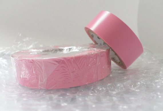 Items Similar To Hoop Tape Pink Electrical Tape Roll 3