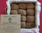 Dark Chocolate Aztec Truffles -2 Dozen