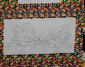 SALE - Andover - The Very Hungry Caterpillar Color Panel