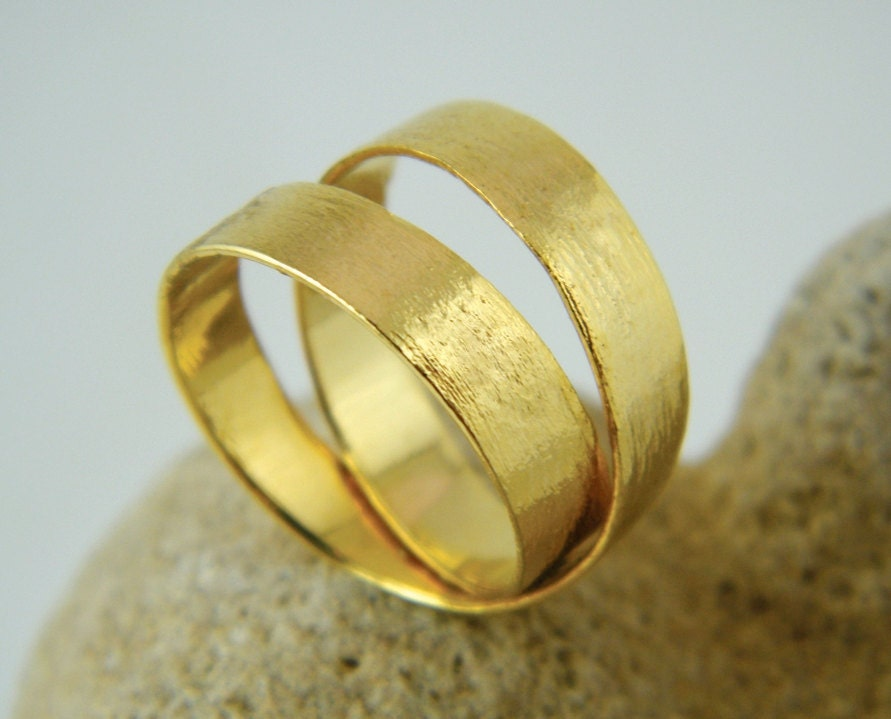 unique wedding ring gold wrap ring handmade ring