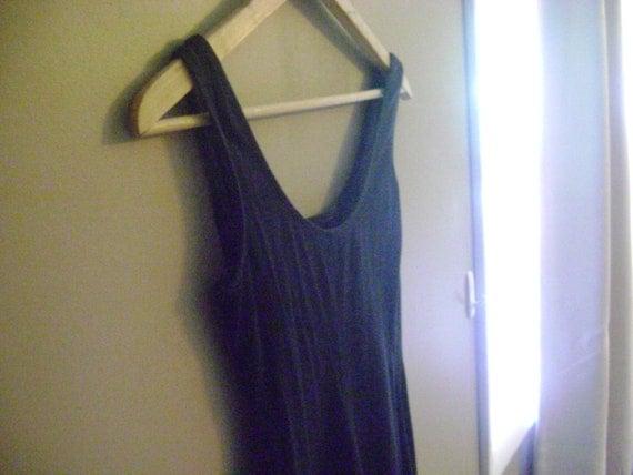 All BLACK VINTAGE Bodysuit/Leotard