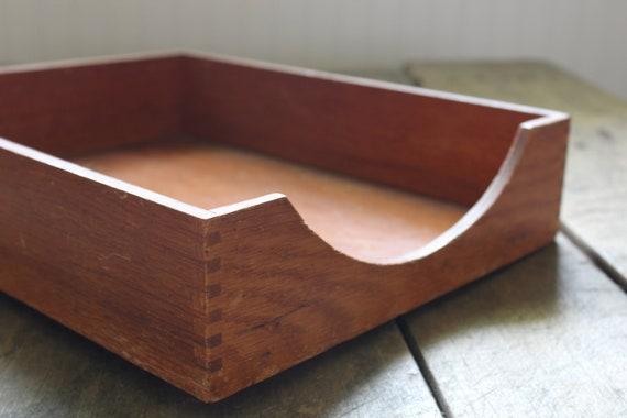 Vintage Office Desk Tray In-Box