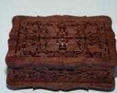 Renaissance Rosewood Music Box