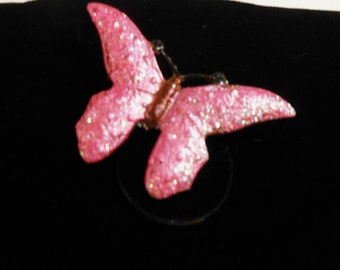 Butterfly Brooch - OOAK-Variety of Colors